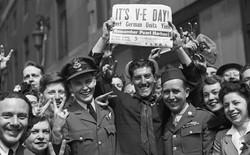 """Ngày 8/5: Ngày """"Chiến thắng"""" trong chiến tranh thế giới thứ hai"""