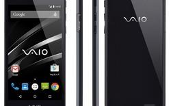 Smartphone VAIO chính thức ra mắt, thiết kế giống Nexus 4