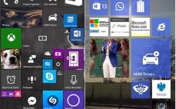 Rò rỉ Windows 10 for Phone build 10070 với thay đổi nhỏ ở Live Tiles