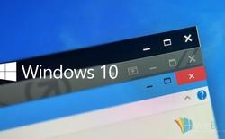 """Windows 10: """"Bình mới rượu vẫn cũ mèm"""""""