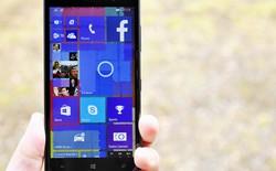 Những thiếu sót trên Windows 10 for phones bản build 10080 và cách khắc phục