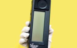 Chiếc smartphone đầu tiên trên thế giới được tạo ra trước iPhone 15 năm