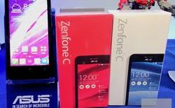 Asus ZenFone C chính thức trình làng: giá rẻ bất ngờ, cấu hình trong mơ