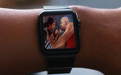 Bạn có đang băn khoăn: Chơi game gì trên Apple Watch?