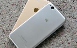 """Điểm danh 4 mẫu """"iPhone 6 chạy Android"""" trên thị trường"""