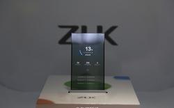 Smartphone màn hình trong suốt của Lenovo sắp thành sự thật
