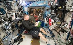 Cuộc sống thường ngày của các phi hành gia trên Trạm vũ trụ Quốc tế ISS