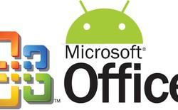 Office 2016 sẽ cài sẵn trên các máy Android, trước mắt là Samsung và Dell