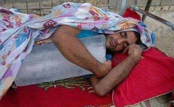 Cùng xem người dân Ấn Độ chống chọi với cái nóng như thiêu như đốt ngày hè