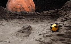 NASA đưa nhím robot vào vũ trụ để khai khoáng
