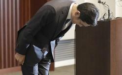 Phó chủ tịch Samsung cúi mình xin lỗi cộng đồng vì đại dịch MERS