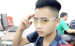 Trên tay kính chơi game chống hại mắt giá 3 triệu đồng tại Việt Nam