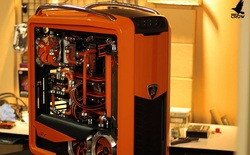 Dàn máy tính mang phong cách Lamborghini tuyệt đẹp