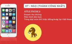 Chào Xuân Ất Mùi: 12 con giáp ứng với 12 smartphone nào?