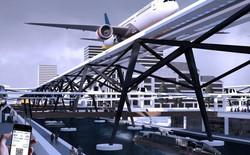 """Xây sân bay trong thành phố: """"Một ý tưởng điên rồ!"""""""