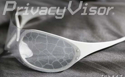 Phát minh kính chống nhận dạng khuôn mặt