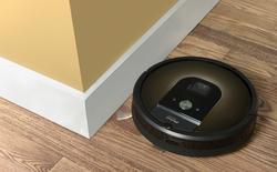 Robot biết cảm nhận địa hình ngôi nhà của bạn để hút bụi cho sạch