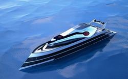 """Ý tưởng siêu du thuyền có khả năng """"biến hình"""" thành máy bay và trực thăng"""