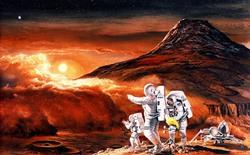 Hành trình khám phá Sao Hỏa của loài người