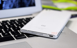 Xiaomi Mi Note và những cái nhìn đầu tiên: đẹp, sang và mỏng