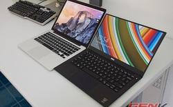 Đánh giá laptop siêu mẫu DELL XPS 13 inch: đẹp, sang, mỏng