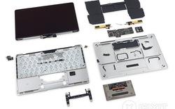 """""""Mổ xẻ"""" Macbook 12 inch mới nhất của Apple, nếu hỏng thì nên """"vứt"""""""