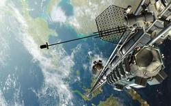Thang máy vũ trụ cao 20 km sắp xuất hiện