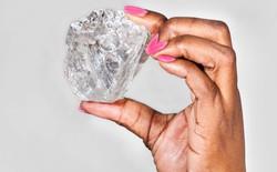 Tìm thấy viên kim cương lớn nhất thế giới trong vòng 100 năm vừa qua