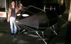 Chàng trai Việt chế tạo thành công phi thuyền vào không gian