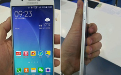 Galaxy A8: smartphone siêu mỏng của Samsung sẽ trình làng trong tháng 7?