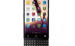 BlackBerry Venice màn hình cong, phím trượt sẽ ra mắt vào tháng 11
