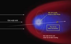 """Tàu New Horizons phát hiện """"cái đuôi"""" kỳ lạ của Sao Diêm Vương"""