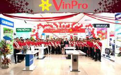 Vingroup đồng loạt khai trương 4 trung tâm công nghệ - điện máy VinPro