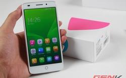 Mở hộp chiếc smartphone tầm trung TCL Meme Da 3S