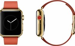 Apple Watch bản Gold chứa gần 8 chỉ vàng, giá bán chưa được tiết lộ