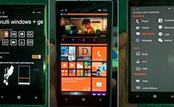 Lộ ảnh màn hình đa nhiệm hoàn toàn mới trên Windows 10 for phones