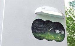 Chiêm ngưỡng chiếc đồng hồ dạng máy chiếu độc nhất thế giới – Coolest Clock