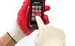 """Cùng xem ý tưởng smartphone """"nồi đồng cối đá"""": Hilti phone"""