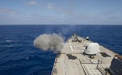 Vũ khí 'Star Wars' của Hải quân Mỹ sẽ được sử dụng vào năm 2016
