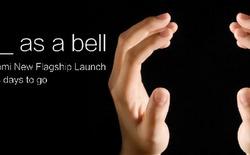 Xiaomi hé lộ về smartphone màn hình to, mỏng như giấy ra mắt vào 15/1