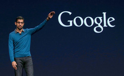 Google bổ nhiệm 3 Phó chủ tịch mới sau tái cơ cấu