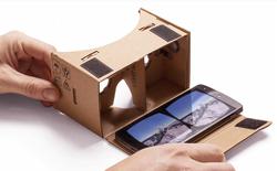 Google giới thiệu Cardboard phiên bản mới: Hỗ trợ iOS, màn hình 6 inch, lắp ghép trong 3 nốt nhạc