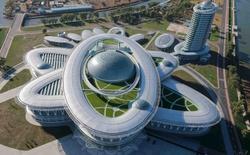 Choáng váng trước khu tổ hợp khoa học công nghệ đẹp như trong phim của Triều Tiên