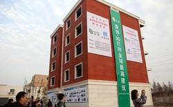 Cùng chiêm ngưỡng tòa chung cư từ công nghệ in 3D đầu tiên trên thế giới