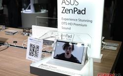 ASUS công bố bộ đôi tablet ZenPad 8.0 và ZenPad S thế hệ mới
