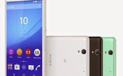 Đã có giá bán chính hãng của Sony Xperia C4 Dual