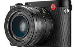 Máy ảnh compact Leica Q full-frame 24MP chính thức lên kệ với giá 92 triệu đồng