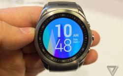 """Cận cảnh smartwatch LG Urbane LTE: """"cho nhau lối đi riêng"""""""