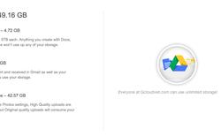 Công bố kết quả quay thưởng 15 tài khoản lưu trữ Google Drive không giới hạn dung lượng