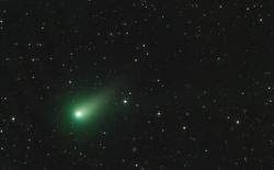 Chiêm ngưỡng cực điểm của sao chổi Catalina đúng dịp năm mới